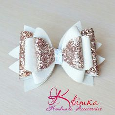 Custom Bows, Hair, Handmade, Everything, Baby Headbands, Boutique Hair Bows, Bows For Girls, Hand Made, Strengthen Hair