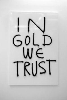 In Gold We Trust - #theta