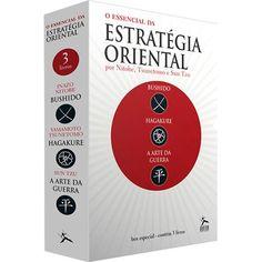 Box de Livros - O Essencial da Estratégia Oriental(3 Volumes)