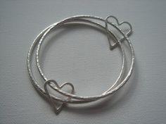 Bangles & Bracelets - STELLA & STOKES HANDMADE SILVER JEWELLERY