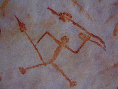 Una docena de cuevas con pinturas rupestres en España