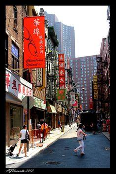 Chinatown, New York City Copyright: Andre Bonavita