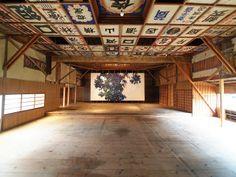 劇場寄井座 Yoriiza Theater in Kamiyama-Cho Tokushima Japan