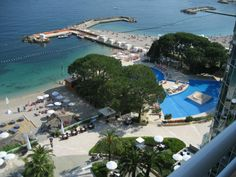 Beach Plaza Monte Carlo - Monaco as mentioned in Chapter 1 /Book 3