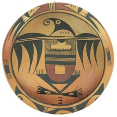 Hopi Pottery Bowl - Nampeyo Family #hopi #pottery