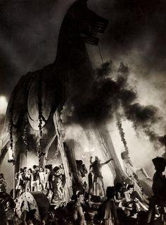 "Max Scheler - Helen of Troy"", Cinecittà, Italy 1956"