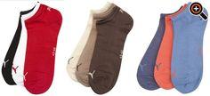Puma Socken für Damen & Herren - Quarter Sportsocken - Nike, Adidas, Hilfiger, Lacoste
