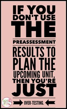 A preassessment is the best way to save time, close gaps, differentiate, plan your instruction, and meet all your students' needs. Plus it helps engage your students. Learn about what it is, why it's important, and how to use pretests in your classroom!