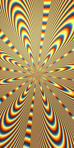 Optical Illusion Wallpaper, Trippy Wallpaper, Rainbow Wallpaper, Colorful Wallpaper, Illusions Mind, Cool Optical Illusions, Art Optical, Galaxy Phone Wallpaper, Cellphone Wallpaper
