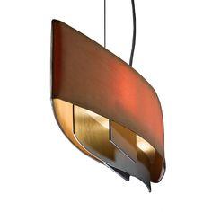 Current Pendant by Hubbardton Forge. Lighting We Love at Design Connection, Inc. | Kansas City Interior Design http://designconnectioninc.com/blog/ #TableLamp #Interior Design