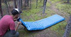 A breakthrough technology, Windcatcher lets our AirPad 2+ inflate in seconds without any power. Perfect for Camping, the Beach, Sleepovers, & more.