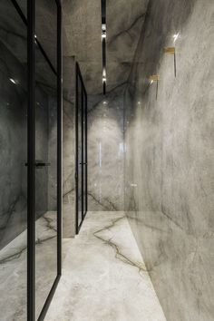 The apartment differs with expressive individual style, which organically connects modernity and tradition, innovative ideas and classical methods Contemporary Bathrooms, Modern Bathroom, Bathroom Ideas, Garden Blocks, Art Deco Home, Bonus Rooms, Classic Interior, My Dream Home, Decoration