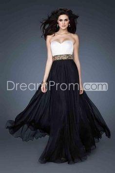 Cheap Cheap A-line Sweetheart Beading Sleeveless Floor-length Chiffon Prom Dresses/Evening Dresses
