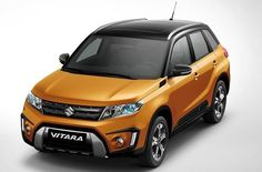 New Maruti Vitara Brezza Under Production, Available in 7 Colors The new Vitara Brezza is the upcoming car from the car leader Maruti Suzuki and the model has been made its introduction at the 2016 Auto Expo.