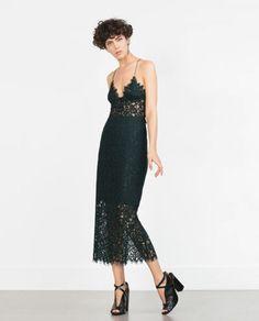 Zara: l'Outfit perfetto per Capodanno è low cost (FOTO)