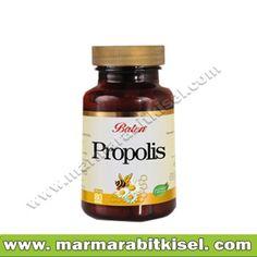 Balen Propolis, Arı Sütü & Polen (80 Adet)