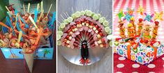 25 fun and healthy treats for kids - 25 leuke gezonde traktaties