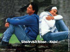 Rahul & Anjali in Kuch Kuch Hota Hai (1998)
