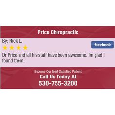 Dr Price and all his staff have been awesome.   Im glad I found them.