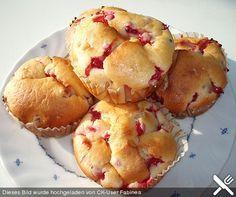 Johannisbeer - Joghurt Muffins