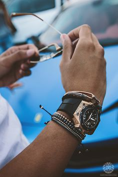 "watchanish: ""Now on WatchAnish.com - Our recent trip to Marbella with Linde Werdelin and Anil Arjandas. """