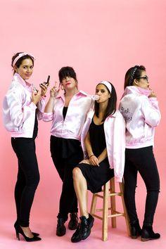 Pink Ladies Costume | Camille Styles | Bloglovin'