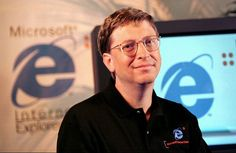 Bill Gates's Internet Explorer killed off Netscape… but it rose again in the form of Firefox, and has now had the last laugh Internet Explorer, Microsoft, The Last Laugh, Web Design Tips, Bill Gates, Birth Certificate, Web Browser, Science And Technology, Technology News
