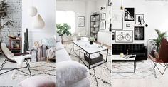 From Moroccan-inspired rugs to metallic and marble accents, there are some interiors looks that bloggers do so well. Easy to do, even on a budget, follow our ninestyling tricks to take your home from bland and basic to Instagram-worthy in minutes.