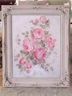 Debi Coules Rose Serenade Giclee Print