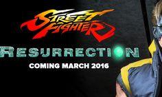 Street Fighter Ressurection - http://gamesources.net/street-fighter-resurrection-coming-march-2016/