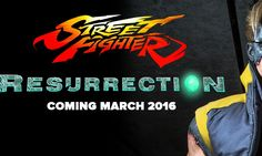 Street Fighter Ressurection - http://gamesources.net/street-fighter-resurrection-coming-march-2016/