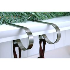 Christmas Stocking Hooks For Mantle