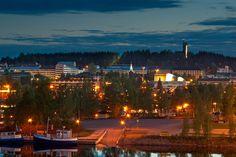 Jyväskylä, City of Light