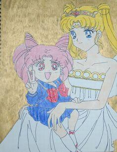 Princess Serenity & Rini