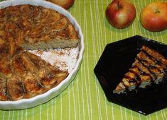 Jablkový koláč bez múky