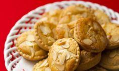 Recipe: Frangipane mince pies