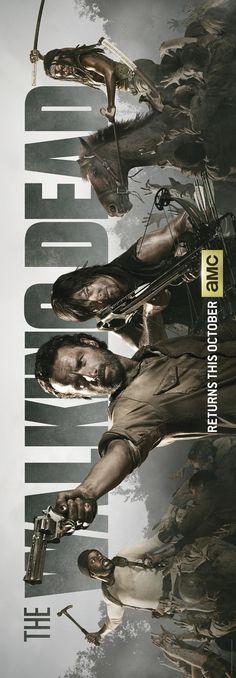 Comic-Con 2013: The Walking Dead Season 4 Banner