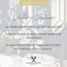 @coupleofagents || We love educating buyers AND sellers on how they can maximize their home-buying or selling experience. As we head into the New Year, US Homes are at their highest value EVER. Just something to keep in mind.... 💭🏡 Have an amazing #NYE!! #CoupleOfAgentsRealEstate #myphx