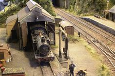 Penrhos model railway IMG_2544 | Flickr - Photo Sharing!