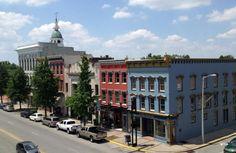 Danville, KY Embraces Historic Preservation | Danville, KY