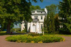 Pałac w Ślężanach nad Bugiem