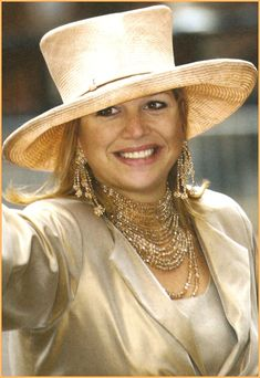 HRH Princess Maxima of the Netherlands……VERY NICE PICTURE OF HER……………..ccp