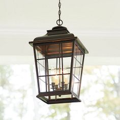 Henri 4 Light Lantern- Foyer