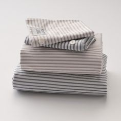 Ticking Stripe Sheet Set