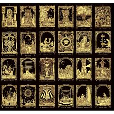 The Book of Azathoth Tarot 2nd Edition 2