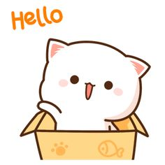 in case you missed seeing them … and saying hello gif All gif playback time of shares varies according… Cute Cartoon Pictures, Cute Couple Cartoon, Cute Love Cartoons, Cute Pictures, Cute Anime Cat, Cute Cat Gif, Cute Kawaii Animals, Kawaii Cat, Chibi Cat