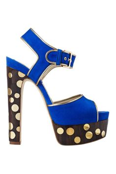 Spring 2013 : Brian Atwood