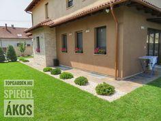 Spiegel Ákos Fal, Outdoor Decor, House, Home Decor, Yards, Gardens, Decoration Home, Home, Room Decor
