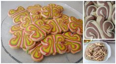 Amazing Butterfly Roll-Up Cookies