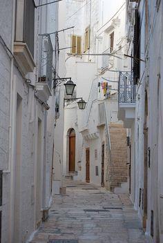 Cisternino (Brindisi) Apulia, Italy
